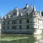 Azay le Rideau The Loire Valley France