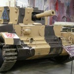 Saumur Tank Museum Loire Valley France
