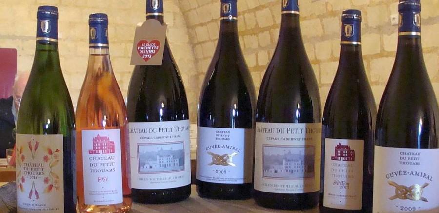 Gites in France - Wine Tasting in the Loire Valley
