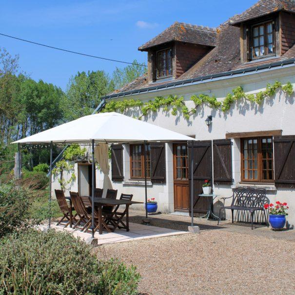 Le Noyer farmhouse