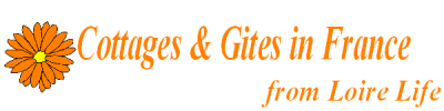 Loire Valley Gites and Holiday Cottages