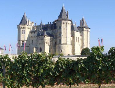 Saumur Chateau